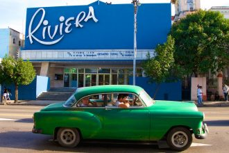 """Riviera Green"". © Scot Titelbaum."