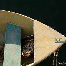 "Yellow Boat:"" © photograph Tara Conant."